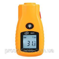 Пирометр инфракрасный бесконтактный -32~280℃   BENETECH GM270
