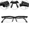 Очки для зрения с регулировкой линз Dial Vision Adjustable Lens Eyeglasses от -6D до +3D (Реплика), фото 4