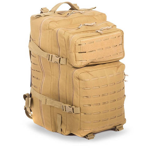 Рюкзак тактичний штурмової SILVER KNIGHT V=30л хакі 1512, фото 2