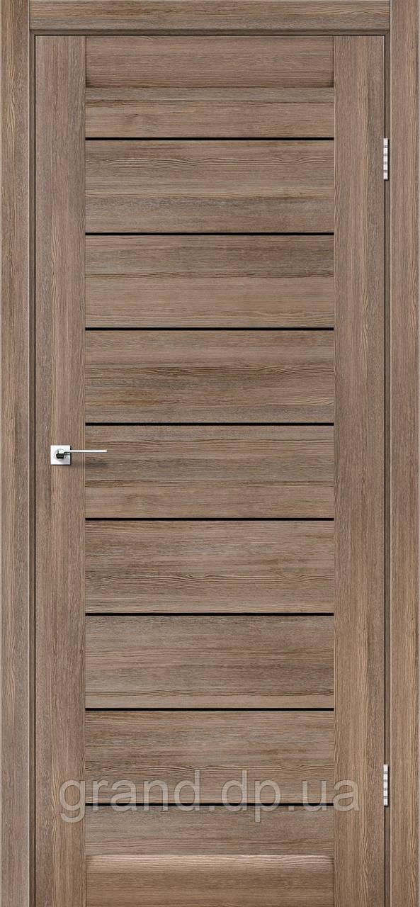 Межкомнатные двери Leador Neapol серое дерево
