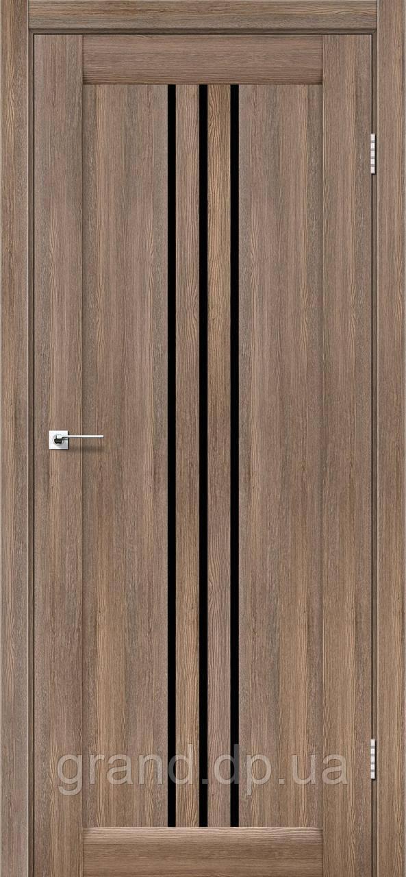 Межкомнатные двери Leador Verona серое дерево