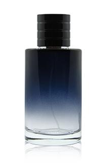"Флакон для парфюмерии ""Саваж"" 100 мл черный"