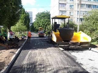 Строительство дорог под ключ