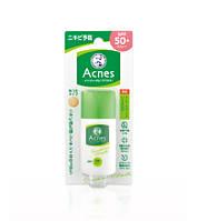 ROHTO Acnes Mentholatum Солнцезащитное молочко для проблемной кожи 30гр