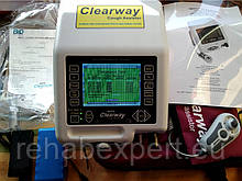 Откашливатель NIPPY Clearway CoughAssist (Used 8h) Инсуффлятор-эксуффлятор для удаления мокроты из легких