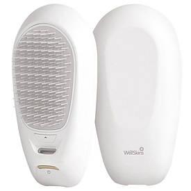 Виброрасческа с ионизацией Xiaomi Wellskins Portable Negative Ion Hair Care Comb White (WX-FZ200)