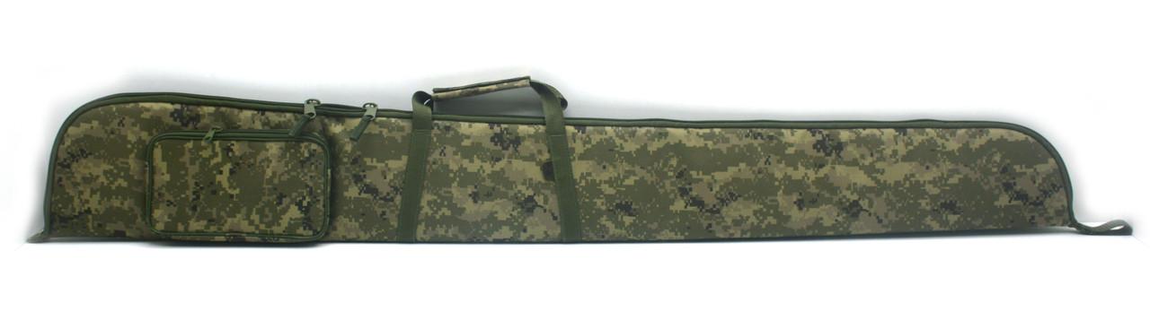 Чехол для ружья ИЖ/ТОЗ на поролоне 1,25 м. цвет 2 5238