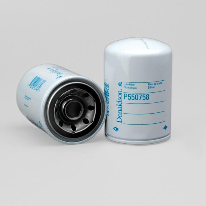 P550758, Фильтр масляный (RE519626), JD5045/5065/5075