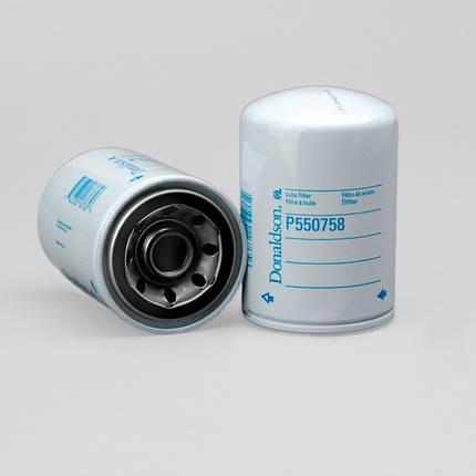 P550758, Фильтр масляный (RE519626), JD5045/5065/5075, фото 2