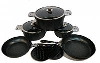 Набор посуды 10 предметов Zurrichberg ZBP-7130