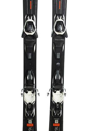 Лижі гірські Atomic Redster XR 162 Black-White Б/У, фото 3
