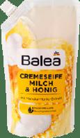 Жидкое крем - мыло Balea Milch & Honig (запаска) 500 мл