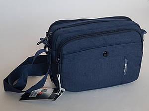 Мужская сумка через плечо «Ao Tian» с тремя отделениями