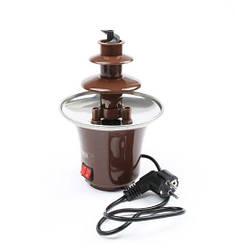 Міні шоколадний фонтан Kronos BD-017 Mini Chocolate Fondue Fountain (acf_00388)