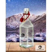 Бутылка, стекло, бугельная крышка 0,5л