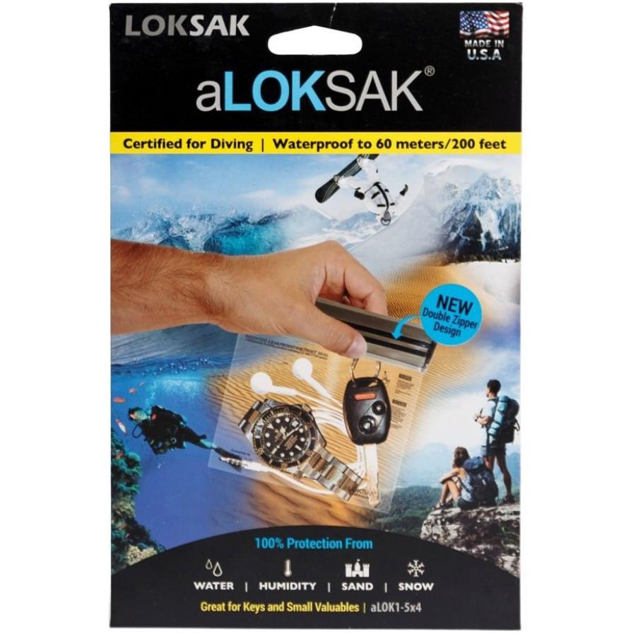 Водонепроницаемый пакет ALoksak ALOK1-5X4