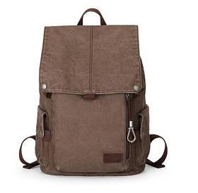 Городской рюкзак Muzee WB1883 Coffee (USB)