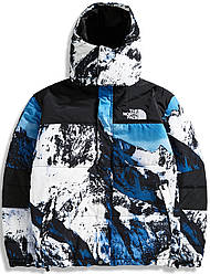 Куртка The North Face Blue/Black/White (ориг.бирка)