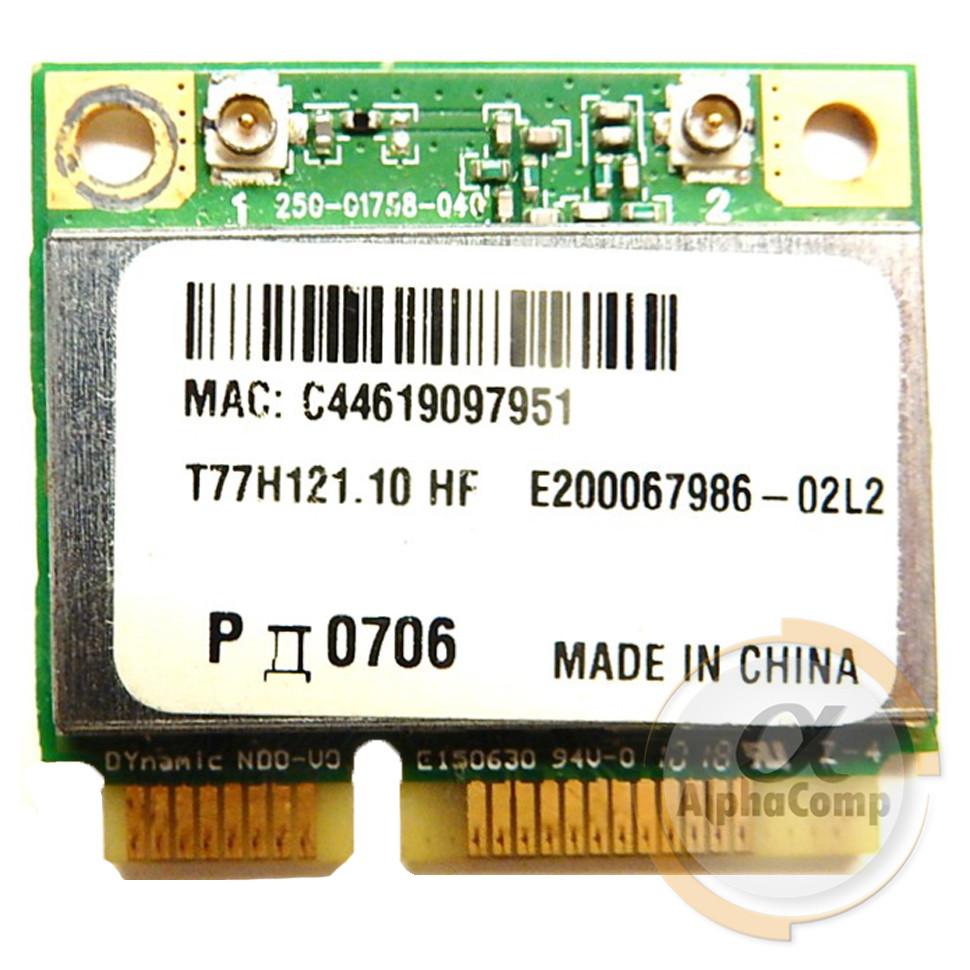Адаптер mini PCI-e WiFi Atheros AR5B95 802.11 b/g/n 150 Mbit/s БУ