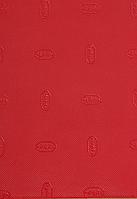 """Листовая профилактика """"VIOPTZ"""" 380ммх570мм, толщина 1,2мм, цв. красный"""