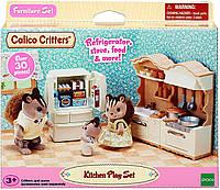 Набор мебели Кухня с холодильником Сильваниан фемели Sylvanian families Calico critters