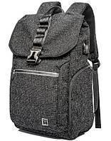 Рюкзак Tangcool TC718 23 л, темно-сірий, фото 1
