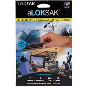 Водонепроникний пакет ALoksak ALOK1-6X6