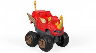 Игрушечная машинка Blaze The monster machines Безумный гонщик Рихо(CGK22 FHV04)