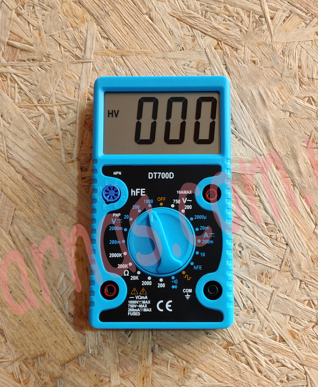 Мультиметр (тестер) DT700D цифровой