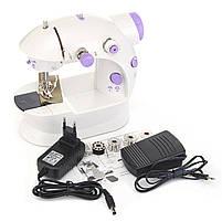 Швейная машинка-мини Mini Sewing Machine, фото 2