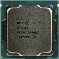 Процессор Intel® Core™ i3-7100 3 МБ кэш-памяти, тактовая частота 3,90 ГГц s1151