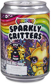 Пупси Слайм Очаровательный питомец с сюрпризами S2 Poopsie Slime Surprise Sparkly Critters Poop Spit