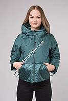 Молодежная  куртка с капюшоном Damader 11088, фото 1