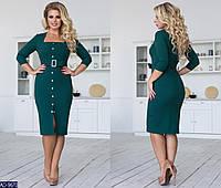 Красивое женское платье, размеры: 48-50, 50-52
