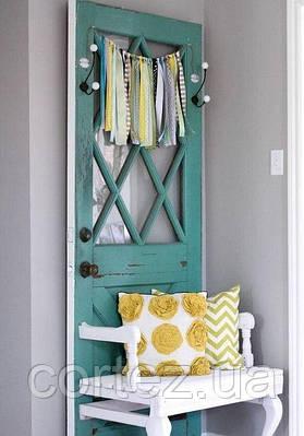 Как отреставрировать старые двери