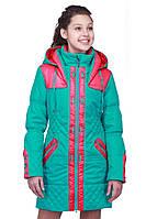 Детская демисезонная куртка для девочек