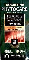 7C Теплый медный Стойкая питательная краска для волос Herbal Time PHYTOCARE, фото 1