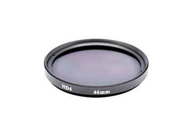 Нейтрально-серый светофильтр RISE (UK) 46 мм ND4