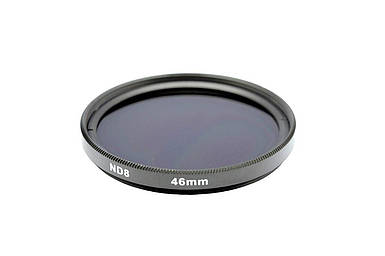Нейтрально-серый светофильтр RISE (UK) 46 мм ND8