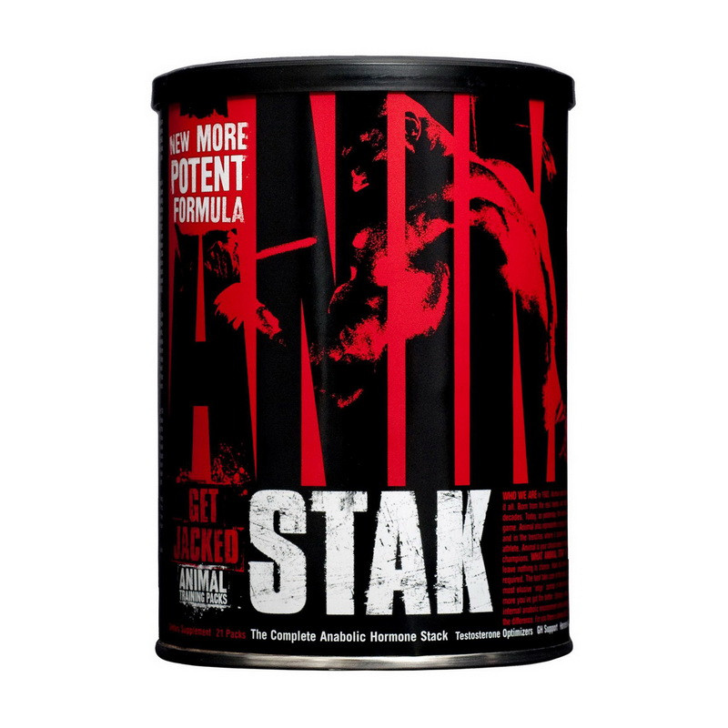 Бустеры тестостерона Animal STAK (21 packs) Universal