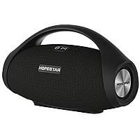 Переносная Беспроводная Bluetooth колонка Hopestar H32 Original Черная 10W