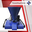 Гранулятор ГКМ-100+ (гранулятор комбикорма + зернодробилка/сенорезка/корморезка), фото 4