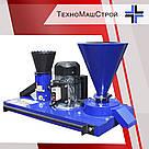Гранулятор ГКМ-100+ (гранулятор комбикорма + зернодробилка/сенорезка/корморезка), фото 2