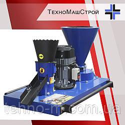 Гранулятор ГКР-100+ (гранулятор комбікорму + зернодробарки/сенорезка/корморезка)