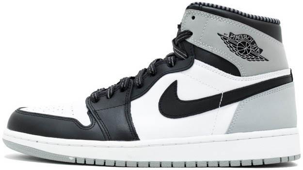Женские кроссовки Nike Air Jordan 1 Retro High OG Barons 555088-104, Найк Аир Джордан 1