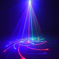 АРЕНДА проектор светодиодный лазерный уличный для праздничного освещения, фото 1
