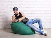 Кресло мешок груша средний  зеленый Oxford, фото 1