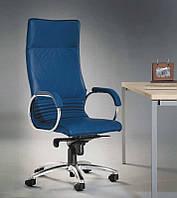 Кресло для руководителя ALLEGRO steel chrome ткань LE-E