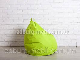 Кресло мешок груша средний  салатовый Oxford