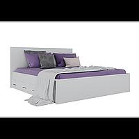 Кровать двуспальная с ящиками для белья КАМА М 0408